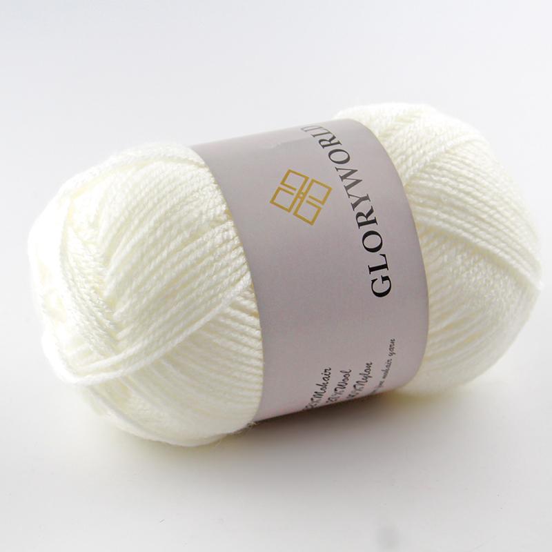 Textile Factory Wholesale 3/28NM 3/32NM 3/24NM High Tenacity Yarn Bulky Acrylic Yarn Multicolored Cashmere Like Acrylic Yarn